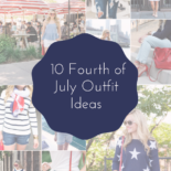 10 Red, White, & Blue Outfits