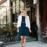Little Navy Dress: Work & Weekend