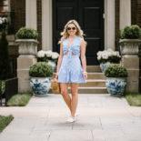 Summer Stripes    Skirt Set