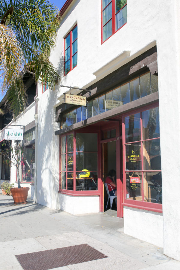 Bows & Sequins Santa Barbara Travel Guide: Handlebar Coffee