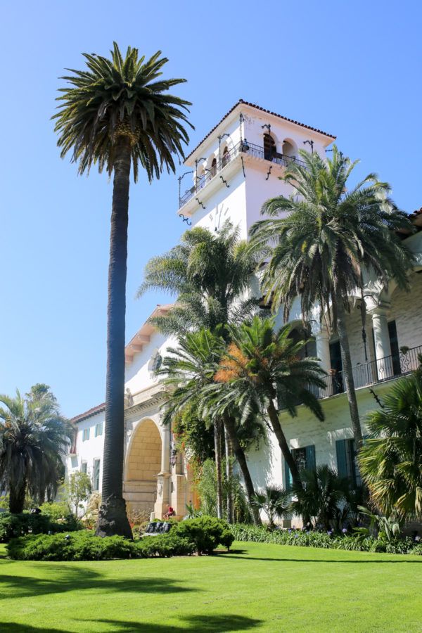 Bows & Sequins Santa Barbara Travel Guide: Clocktower
