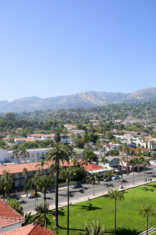 Bows & Sequins Santa Barbara Travel Guide: View from the Clocktower