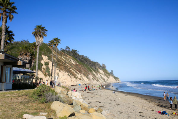 Bows & Sequins Santa Barbara Travel Guide: Hendry's Beach