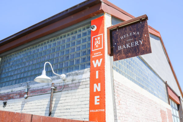 Bows & Sequins Santa Barbara Travel Guide: Helena Avenue Bakery Wine Collective Funk Zone