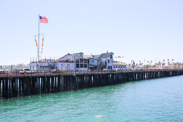 Bows & Sequins Santa Barbara Travel Guide: Stearns Wharf
