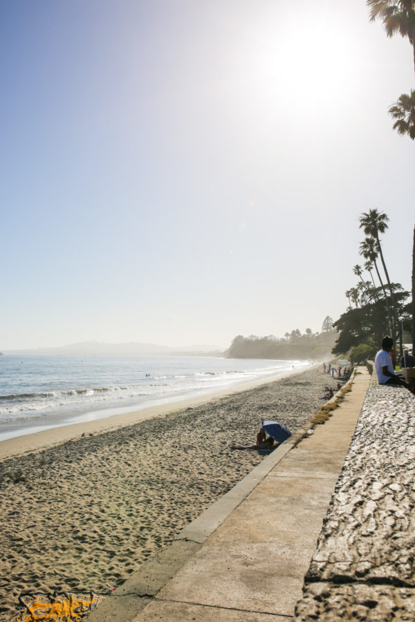 Bows & Sequins Santa Barbara Travel Guide: Butterfly Beach