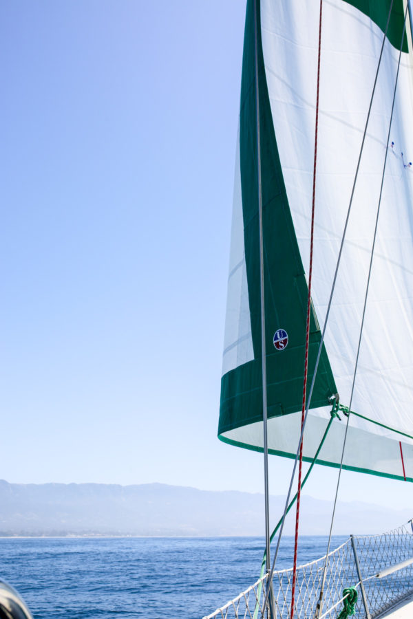 Bows & Sequins Santa Barbara Travel Guide: Sailing Review