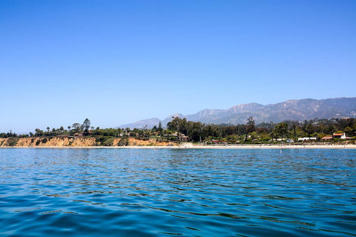 Bows & Sequins Santa Barbara Travel Guide: Sailing Pictures