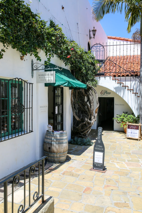 Bows & Sequins Santa Barbara Travel Guide: Margerum Wine