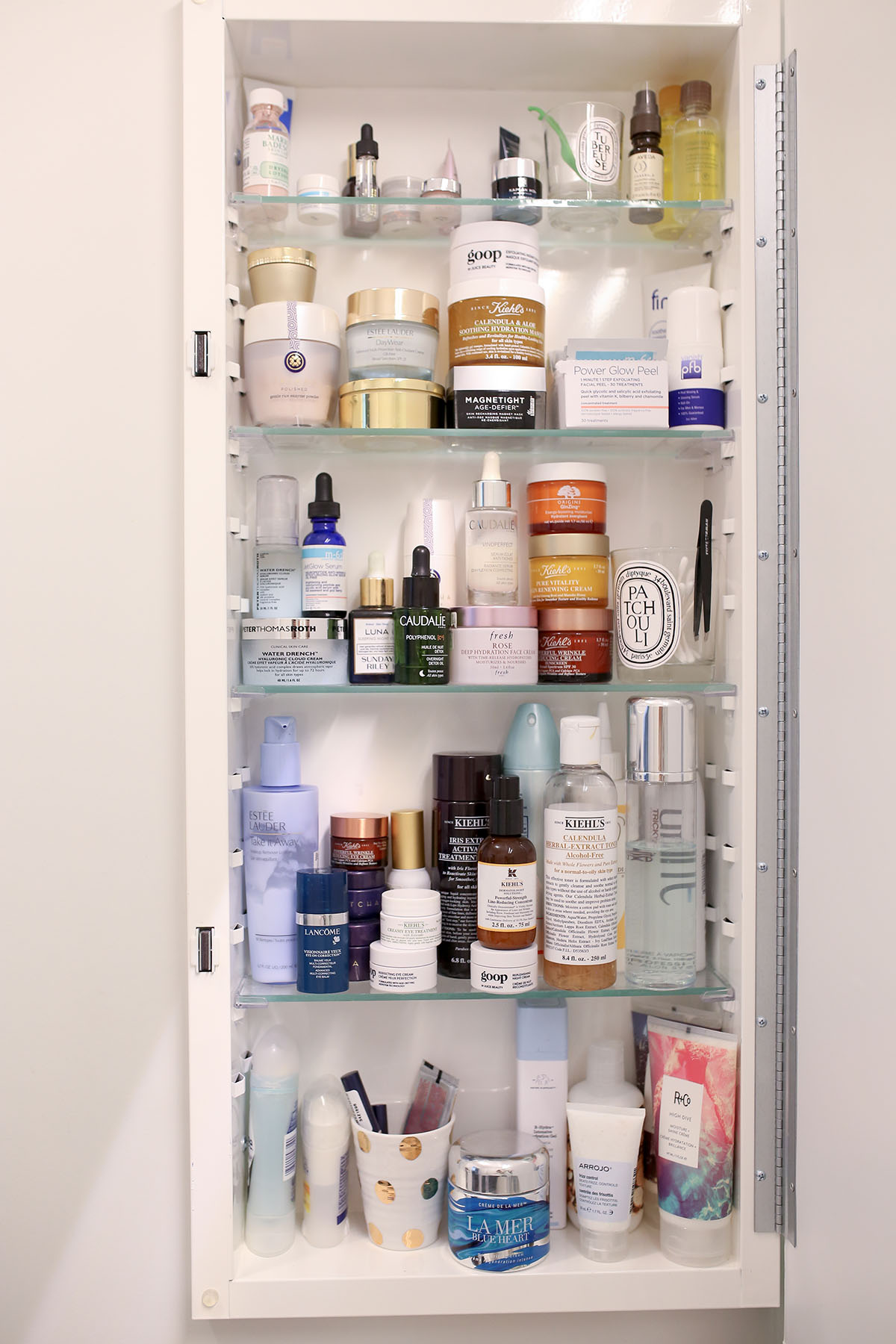 Image result for beauty cabinet
