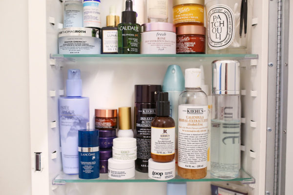 Bows & Sequins Medicine Cabinet Beauty Products Kiehl's Lancome