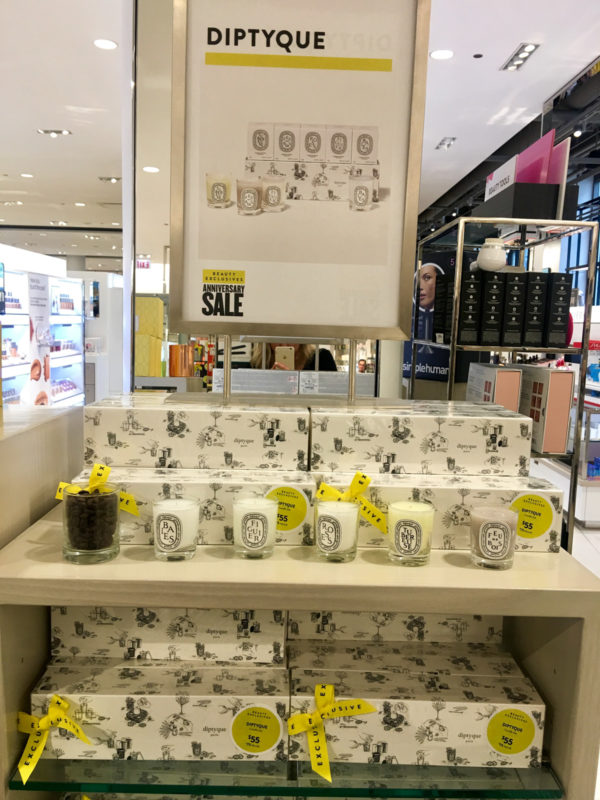 Bows & Sequins Guide to Shopping the Nordstrom Anniversary Sale   What to Buy: Diptyque Candles