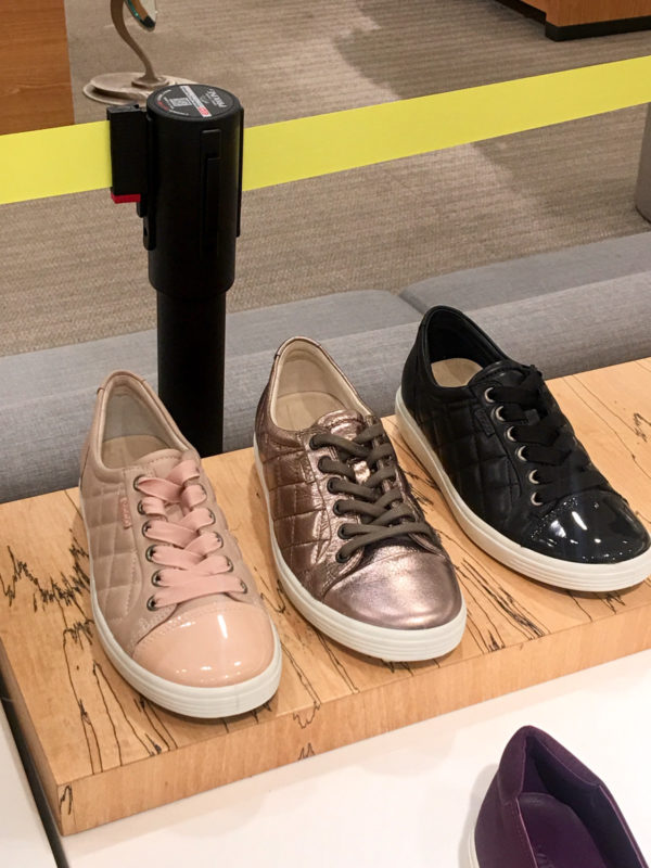 Bows & Sequins Guide to Shopping the Nordstrom Anniversary Sale   What to Buy: Ecco Quilted Sneakers