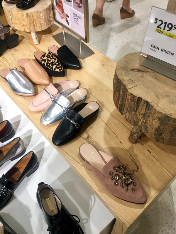 Bows & Sequins Guide to Shopping the Nordstrom Anniversary Sale | What to Buy: Slip-On Loafers, Slides, and Mules