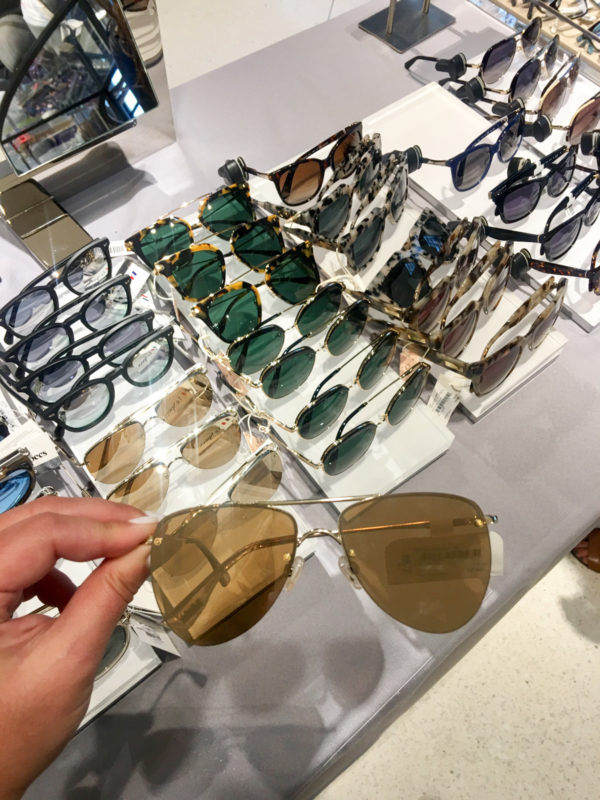 Bows & Sequins Guide to Shopping the Nordstrom Anniversary Sale | What to Buy: Le Specs Mirrored Aviators