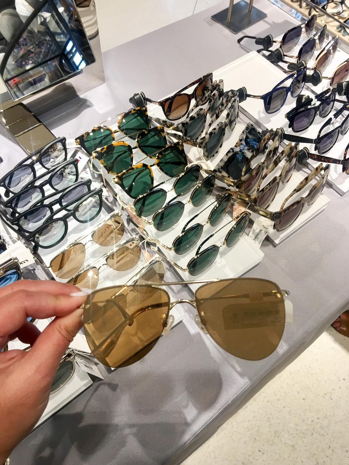 5b4001ce30 le specs prince mirrored aviator sunglasses nordstrom anniversary ...