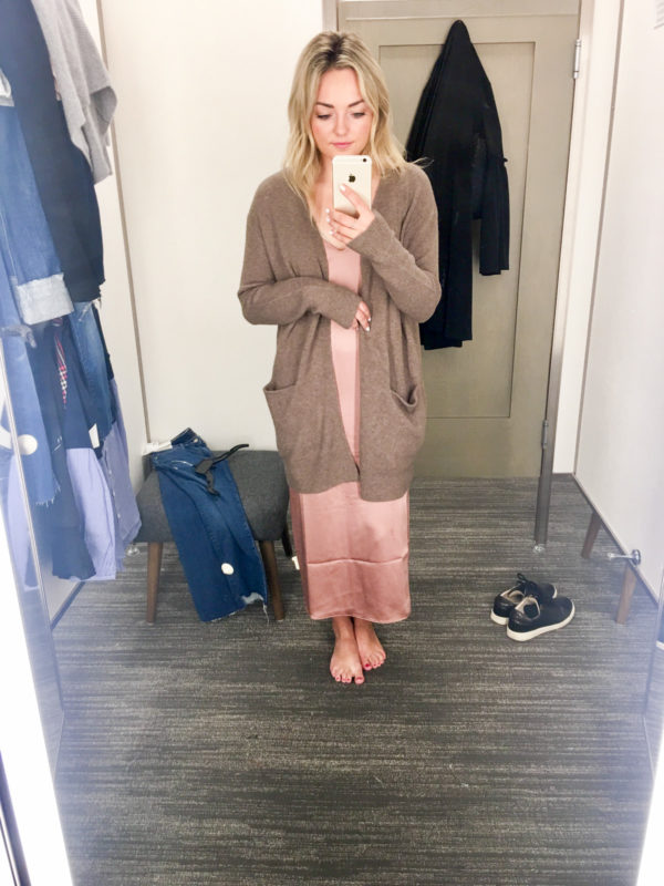 Bows & Sequins Guide to Shopping the Nordstrom Anniversary Sale   What to Buy: Madewell Slouchy Cardigan