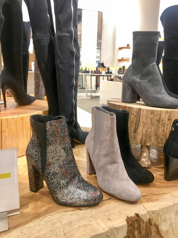 Bows & Sequins Guide to Shopping the Nordstrom Anniversary Sale   What to Buy: Metallic Ankle Booties