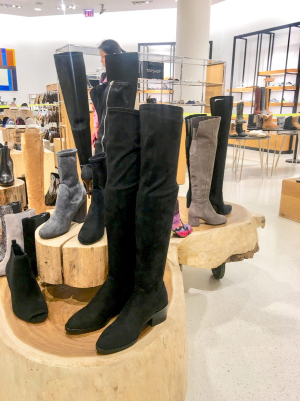 Bows & Sequins Guide to Shopping the Nordstrom Anniversary Sale   What to Buy: Stuart Weitzman Over the Knee Boots