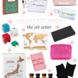 Gift Guide #2: The Jet-Setter