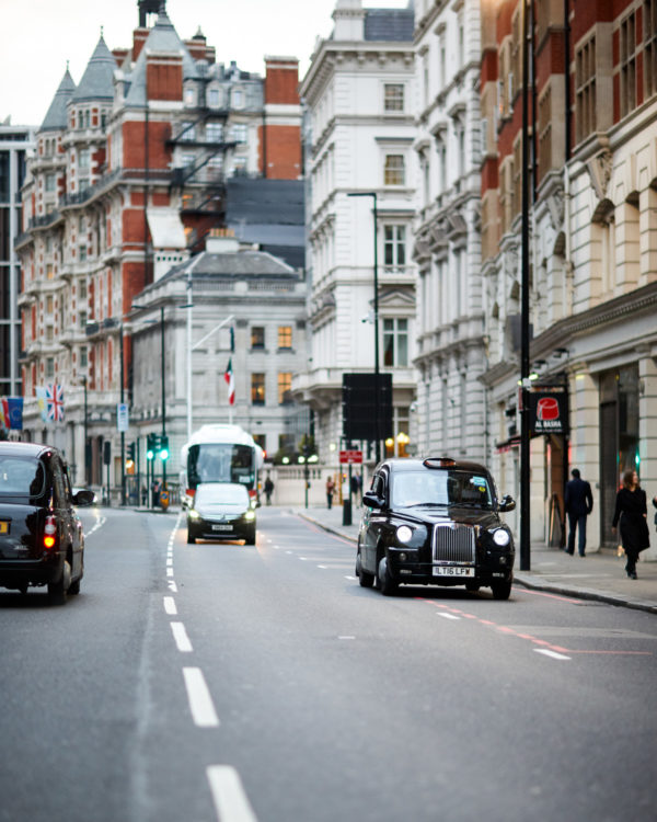 Travel writer Bows & Sequins in London