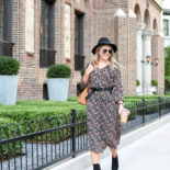 3 Ways to Style a Midi Dress This Fall