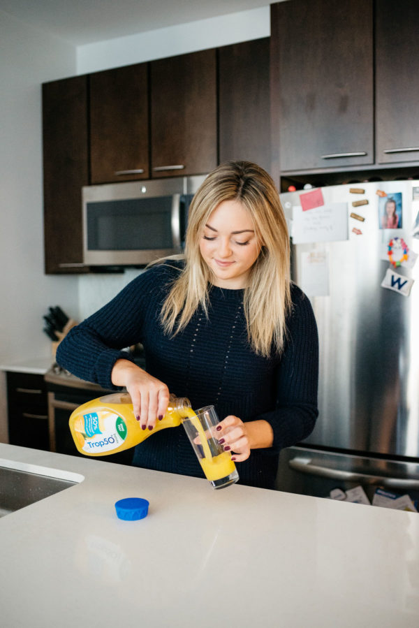 Bows & Sequins shares tips for how to set a good morning routine with Trop50.