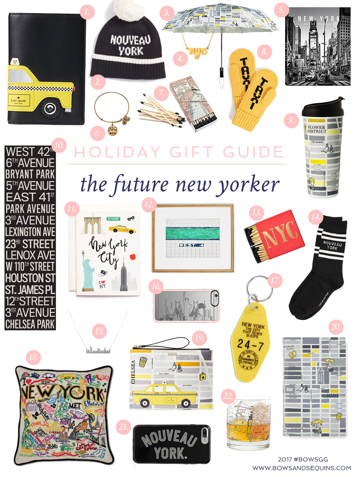 Best gifts for the New Yorker 2017 Holiday Gift Guide