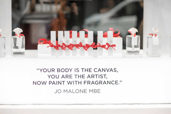Jo Malone Jo Loves Fragrance Paintbrushes