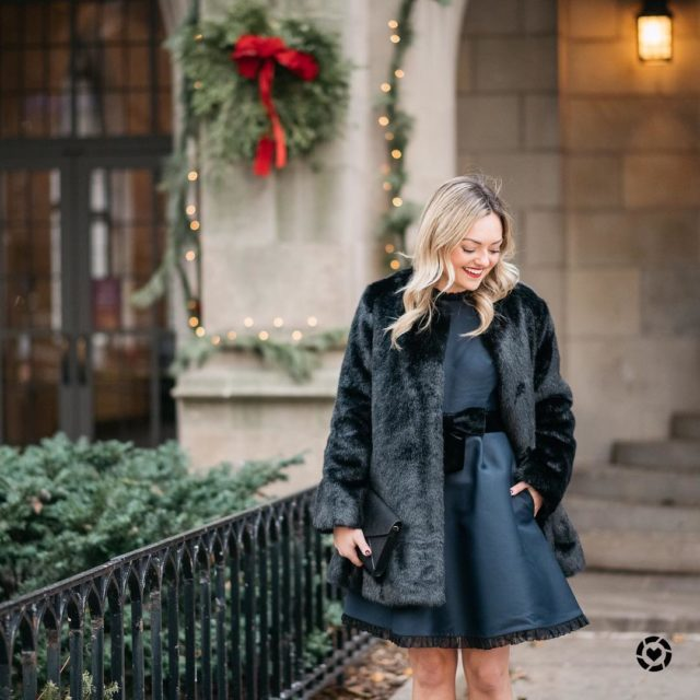 Posted a new holiday outfit on the blog today linkhellip
