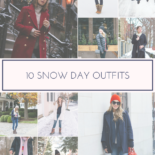 10 Snow Day Outfits