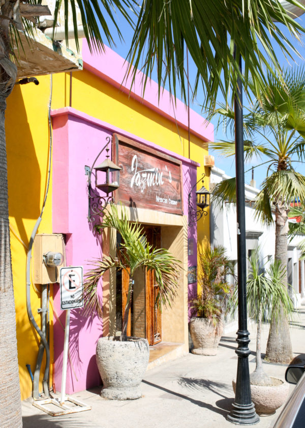 Jessica Sturdy shares photos from exploring San Jose del Cabo in Mexico. Mexican restaurants