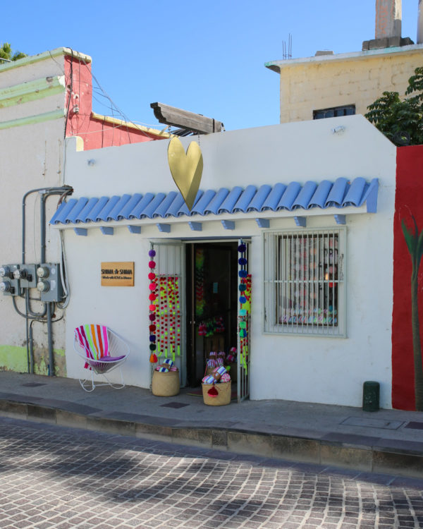 Jessica Sturdy shares photos from exploring San Jose del Cabo in Mexico. Favorite store to shop at: Shima Shima