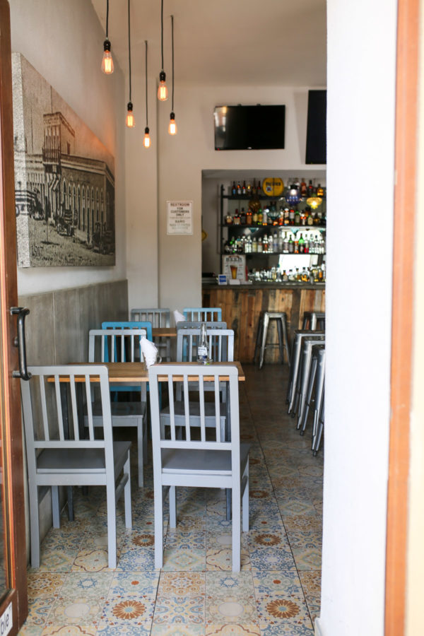 Jessica Sturdy shares photos from exploring San Jose del Cabo in Mexico. Cute restaurants
