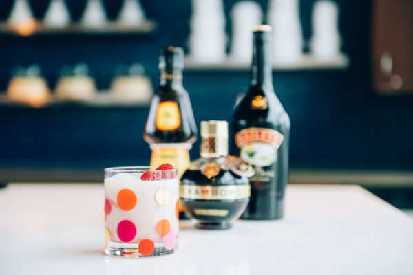 Jessica Sturdy shares a recipe for an easy winter cocktail with nuts and berries.
