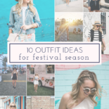 10 Outfit Ideas for Festival Season