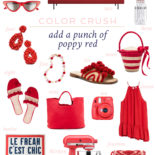 Color Crush: Poppy Red