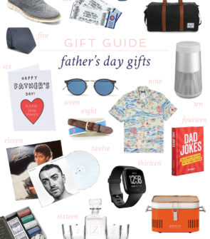 Jessica Sturdy shares her best gifts ideas for father's day.