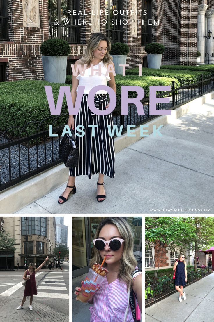 Chicago blogger Outfits