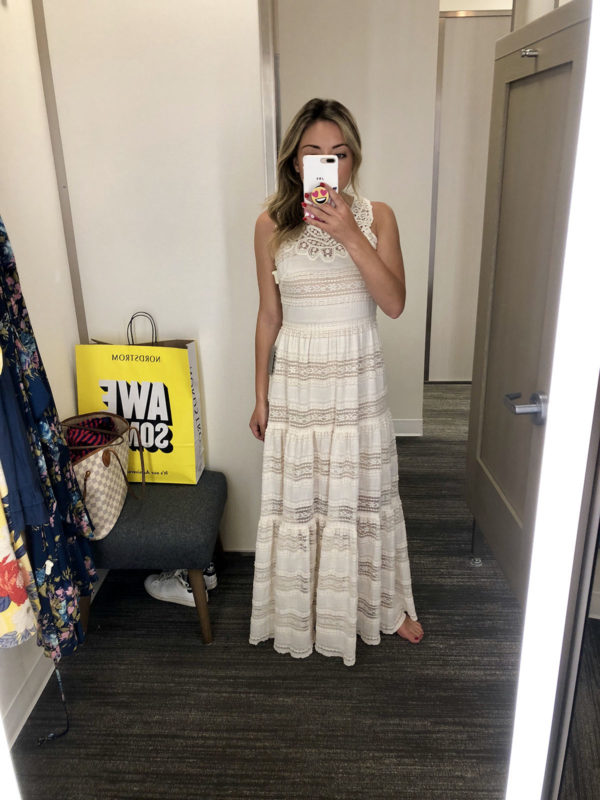 Nordstrom Anniversary Sale Dress Round-Up: Eliza J Lace Dress