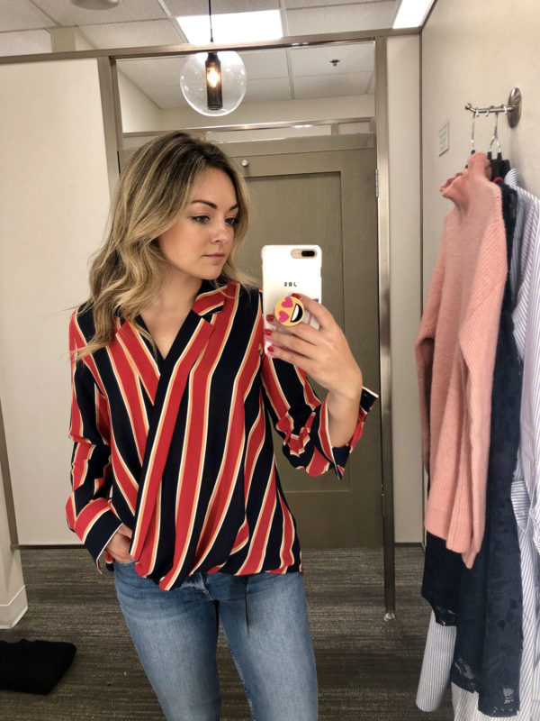 Nordstrom Anniversary Sale Best Work Blouses Gibson Top