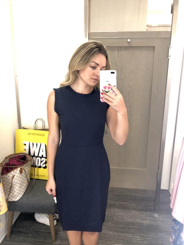 Nordstrom Anniversary Sale Dress Round-Up: J.Crew Work Dress