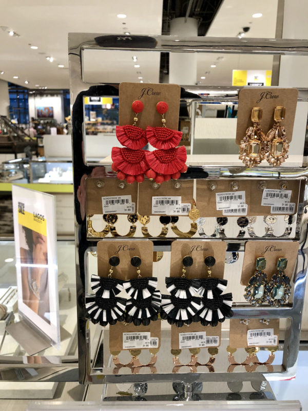 Nordstrom Anniversary Sale: J.Crew Earrings
