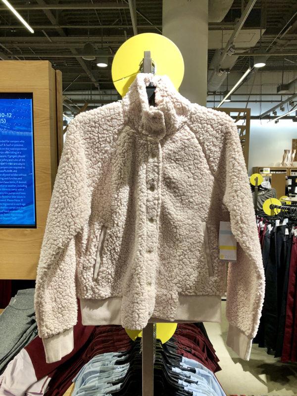 Nordstrom Anniversary Sale: Zella Teddy Coat