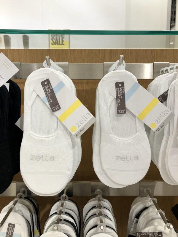 Nordstrom Anniversary Sale: Zella No-Show Socks