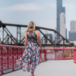 Floral Fit & Flare Frock