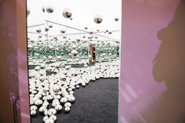 Infinity Mirrors is now open in Chicago at the wndr museum in the West Loop.