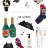 Gift Guide: Pet Parents