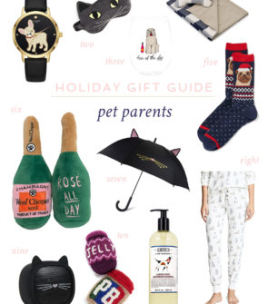 Bows & Sequins Gift Guide for the Dog Lovers and Cat Ladies