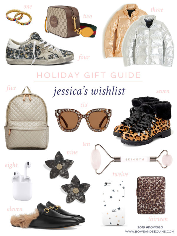 c645932eee5 Fashion blogger Jessica Sturdy of Bows   Sequins shares what s on her  personal wish list this